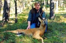 Bukkeleksikon: Sibirisk råvildt