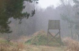 Jagttårne: 130 meter regel fastholdes