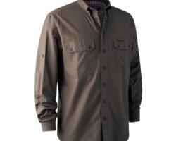 Skjorte med bamboo viscose